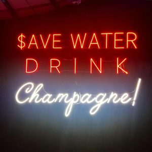 Save Water Drink Champagne EATBOX 1 300x300 - Featured