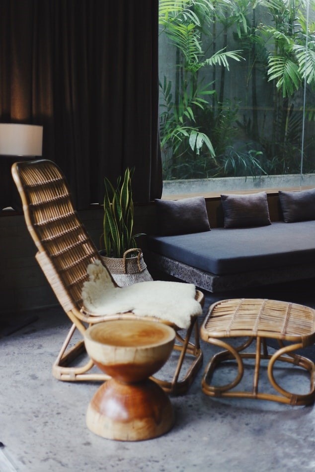 rattan home decor - 5 up-and-coming home trends every Singaporean loves