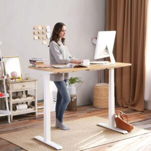 adjustable desk 300x300 - 5 Office Décor Trends of 2020 to Improve Productivity and Employee Welfare