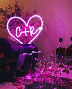 weddingsign1 243x300 - Neon Sign Designs for Weddings